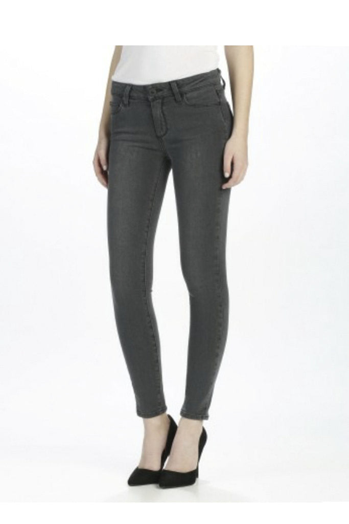 Verdugo Smoke Grey Ankle Jeans