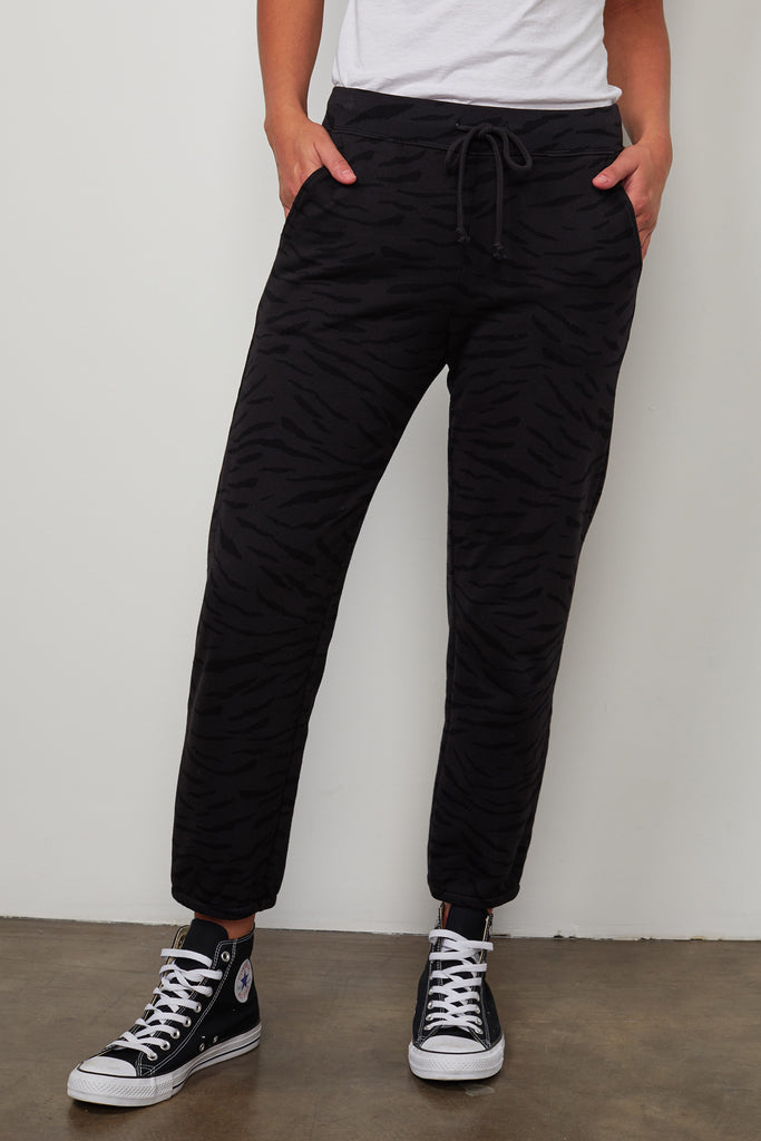 Super comfy track suit bottoms from Velvet by Graham & Spencer.  Perfect for lounging at home yet smart enough to wear when you're out and about.