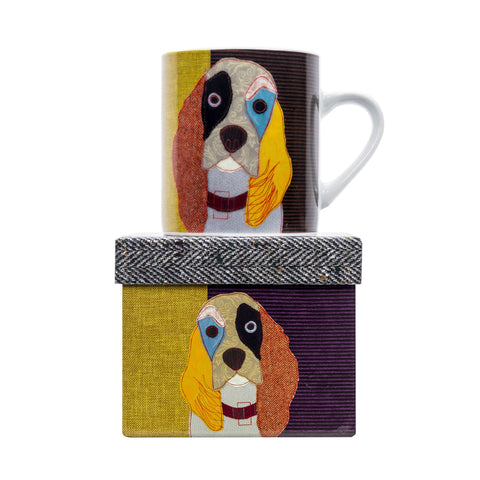 Poochies Mug - Mr Spaniel