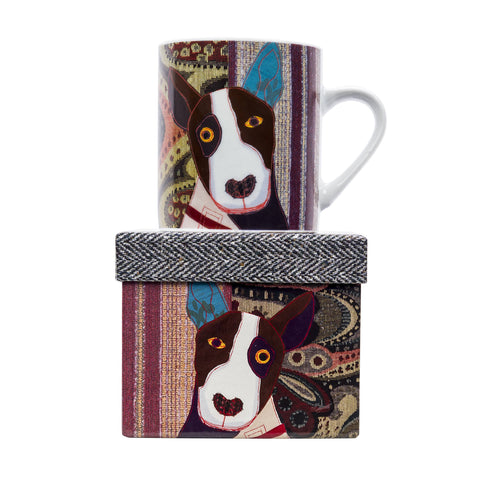 Poochies Mr Bull Terrier Mug