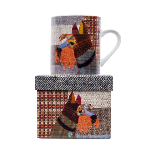 Poochies Mug - Mr Scottie
