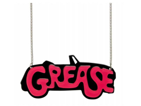 The Word Necklace - Grease