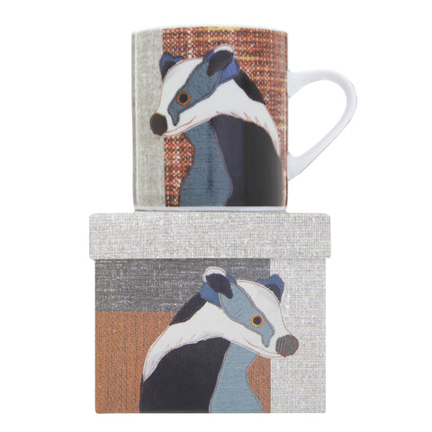 Beasties Mug - Mr Badger