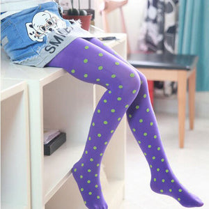 Candy Color Tights for Girls - J20Style - 1