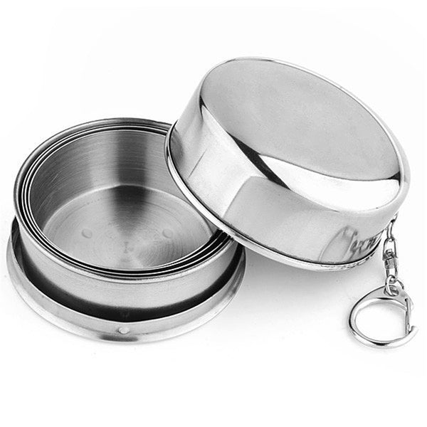 Stainless Steel Folding Cup - J20Style