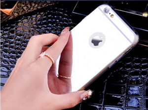 Luxury Bling Mirror Case for Iphone 5S, Iphone 6, Iphone 6S Plus - J20Style - 1