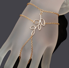 Hand Ring Chain for Women - J20Style - 1