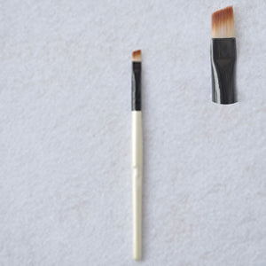 2 Piece Professional Elite Angled Eyebrow Brush