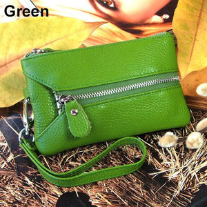 Faux Leather Multifunctional Keychain Handbag - J20Style - 5