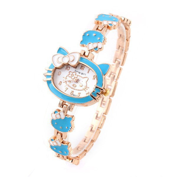 Kitty Wrist Watches for Kids - J20Style - 3