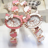 Kitty Wrist Watches for Kids - J20Style - 1