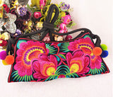 Ethnic Embroidered Handmade Shoulder Bag - J20Style - 17