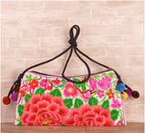 Ethnic Embroidered Handmade Shoulder Bag - J20Style - 10
