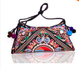 Ethnic Embroidered Handmade Shoulder Bag - J20Style - 8
