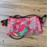Ethnic Embroidered Handmade Shoulder Bag - J20Style - 11