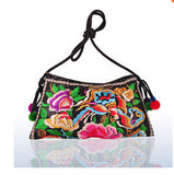 Ethnic Embroidered Handmade Shoulder Bag - J20Style - 12