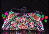 Ethnic Embroidered Handmade Shoulder Bag - J20Style - 14