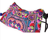 Ethnic Embroidered Handmade Shoulder Bag - J20Style - 4