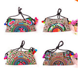 Ethnic Embroidered Handmade Shoulder Bag - J20Style - 2