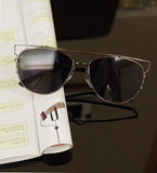Luxury Metal Reflective Sun Glasses - J20Style - 5