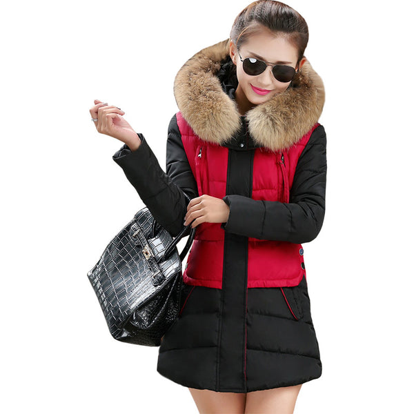 High Quality Cotton Mixed Coat - J20Style - 1