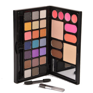 21 Color Matte & Shimmer Make-Up Set - J20Style - 3