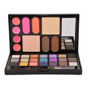 21 Color Matte & Shimmer Make-Up Set - J20Style - 5