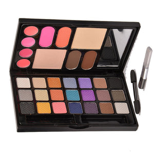 21 Color Matte & Shimmer Make-Up Set - J20Style - 1