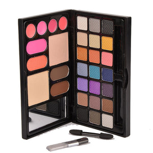 21 Color Matte & Shimmer Make-Up Set - J20Style - 6