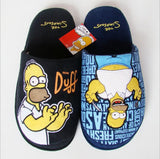 Cotton Chaussons Simpson Home Slipper