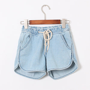 Summer Loose Cotton Slim Shorts - J20Style - 4