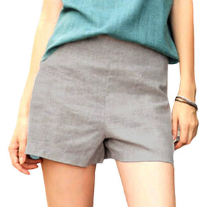 Casual Loose Elastic Waist Short - J20Style - 1