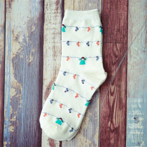 High Quality Cotton Winter Socks - J20Style - 4