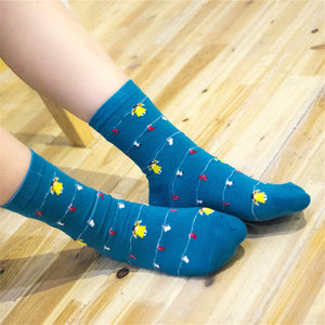 High Quality Cotton Winter Socks - J20Style - 3