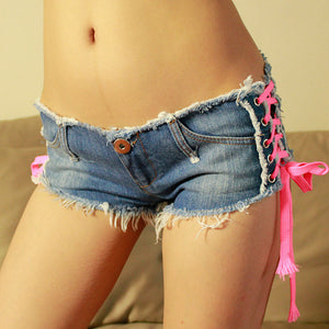 Summer Low Waist Women Short - J20Style - 1