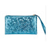 Glitter Bling Stone Pattern Clutch