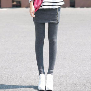 Casual Long Sports Skirt Pants - J20Style - 4