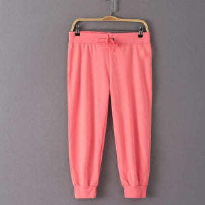 Short Loose Candy Color Pants - J20Style - 1