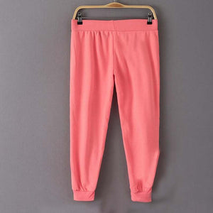 Short Loose Candy Color Pants - J20Style - 2
