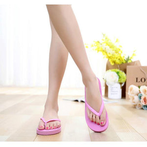 Summer Flip Flop Flat Shoes - J20Style - 2