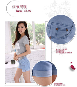 Summer Retro High Waist Shorts - J20Style - 4