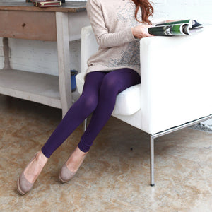 Trendy Velvet Lined Leggings - J20Style - 2