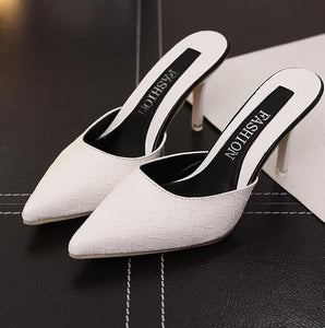 Summer American High Heel Women Shoes - J20Style - 1