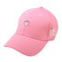 Fruit Embroidery Peach Baseball Cap