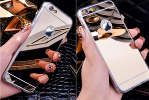 Luxury Bling Mirror Case for Iphone 5S, Iphone 6, Iphone 6S Plus - J20Style - 2