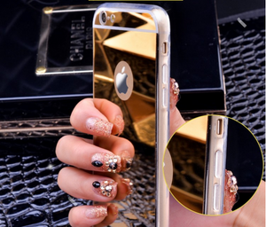 Luxury Bling Mirror Case for Iphone 5S, Iphone 6, Iphone 6S Plus - J20Style - 3