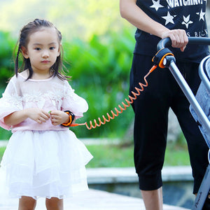 New Kids Safety Harness Anti-lost Children Adjustable Wrist Belt
