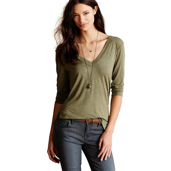 High Quality Elegant Loose T-Shirt - J20Style - 1