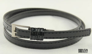 Beautiful Multi-Color Thin Belt - J20Style - 3