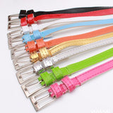 Beautiful Multi-Color Thin Belt - J20Style - 1